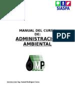 Manual de Administracion Ambiental