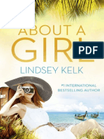 Excerpt from ABOUT A GIRL by Lindsey Kelk