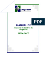 Manual de Usuarios Control de Actividades