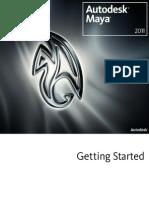 Getting Started Maya 2011.pdf