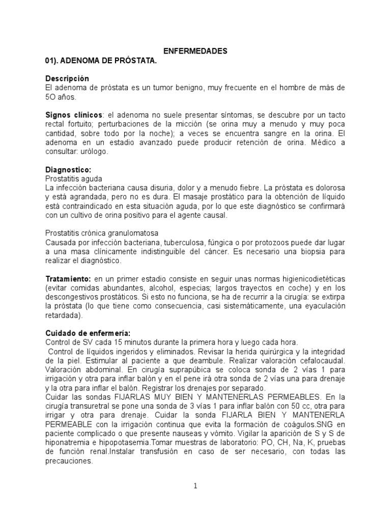 clínicas de cirugía de próstata de turpa transuretral en brescia pdf