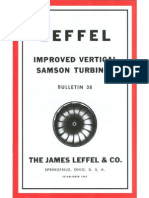 Turbina Leffel