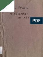 El Farol 5 Puebla 1821