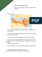 Fichas de Apoio HGP 5º Ano Muçulmanos