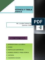 Clase 1, Estructura Atómica y Tabla Periódica