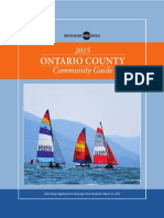 Ontario County Community Guide 2015