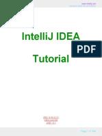 04 Intellij Idea Tutorial Internal