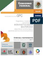 Rer Diagnostico y Tratamiento de Meningitis Aguda Bacteriana