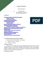 PDF Electrochemistry I Sem3-Libre