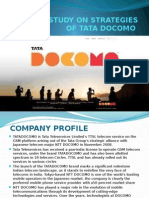 A Case Study on Strategies of Tata Docomo