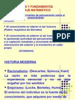 TEMA INFANTIL-TEORIAS Y FUNDAMENTOS DEL APRENDIZAJE MATEMATICO.ppt