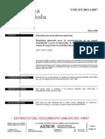 UNE-En ISO 14937 Extracto Autoclaves