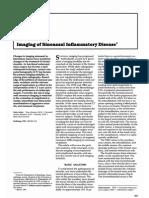 Imaging of Sinonasal Inflammatory Disease