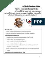 Masurarea Functiilor Vitale Si Vegetative Ss