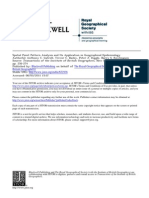 52314761 Spatial Point Pattern Analysis and Its Application in Geographical Epidemiology (1)
