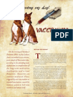 Vaccinosis Article 2015