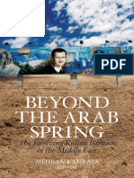 Beyond the Arab Spring the Evolving Ruling Bargain in the Middle East