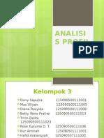 Analisis Profil