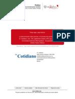 La discriminacion sobre jovenes. Un proceso de construccion.pdf