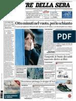 Corriere della Sera - 25/03/2015