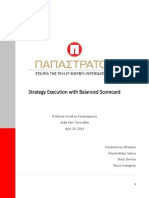 Balanced Scorecard_PAPASTRATOS Company