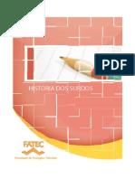 História dos Surdos - Apostila