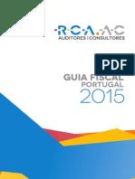 RCA Guia Fiscal 2015 PT