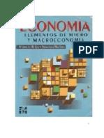 Micro y Macroeconomia - Mochon y Becker