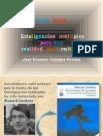 Las Inteligencias Múltiples Para Una Realidad Multicultural