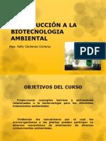 1 Introduccion a La Biotecnologia Ambiental