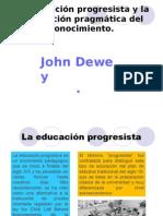Educacion Progresista Dewey