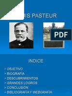 Louis Pasteura