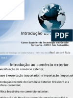 Aula 01_10022015_introdução Ao Comércio Exterior_prof. Andre