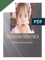 Pneumonia Pediátrica