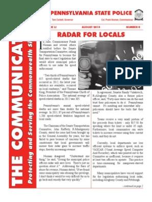 Radar For Locals | Search Warrant | Search And Seizure