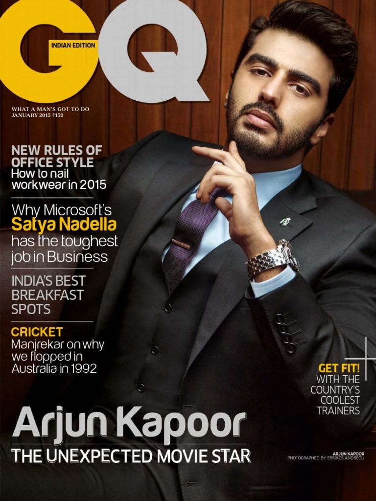 GQ Magazine - January 2015 In | Vogue (Magazine) | Comic Strips