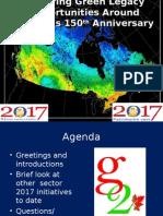 Green Legacies 2017