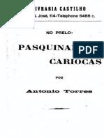 Antônio Torres - Verdades Indiscretas