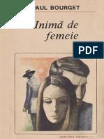 232. Paul Bourget - Inima de femeie [v. 1.0].pdf