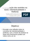intertextualidade e polifonia cap5parte1apresentarkoch-111118114959-phpapp02