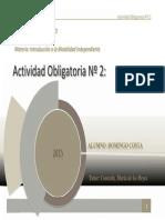 Unidad Nº 3 - Actividad Obligatoria N° 2 DESARROLLO
