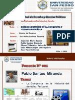 derechoperuanoenlaconquistaycoloniaespaola-120723100153-phpapp01