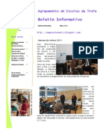 Newsletter-BE - 2º Período 2014-15