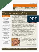 arnone news issue 1