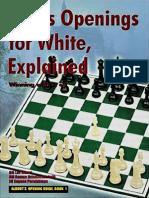 Lev Alburt, R. Dzindzichashvili, E. Perelshteyn - Chess Openings for White, Explained