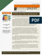 arnone news issue 3
