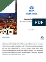 Q4 Results Presentation FY14
