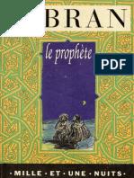 Le Prophète - Khalil Gibran - Livre