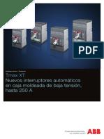 ABB Interrutores Tmax XT