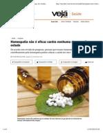Homeopatia Veja